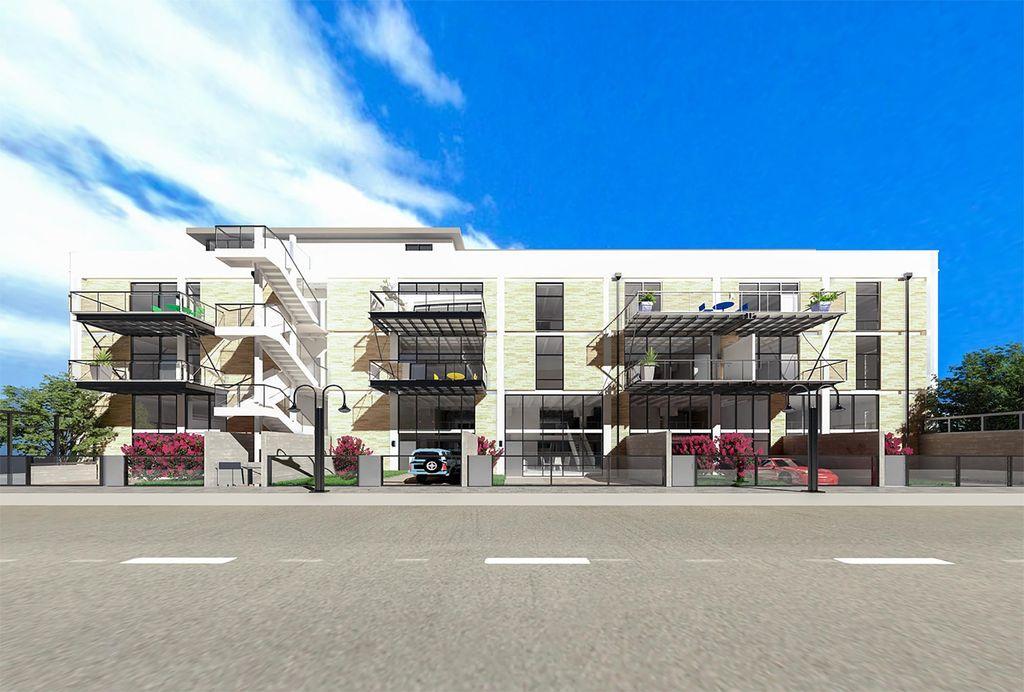 Apartament Building