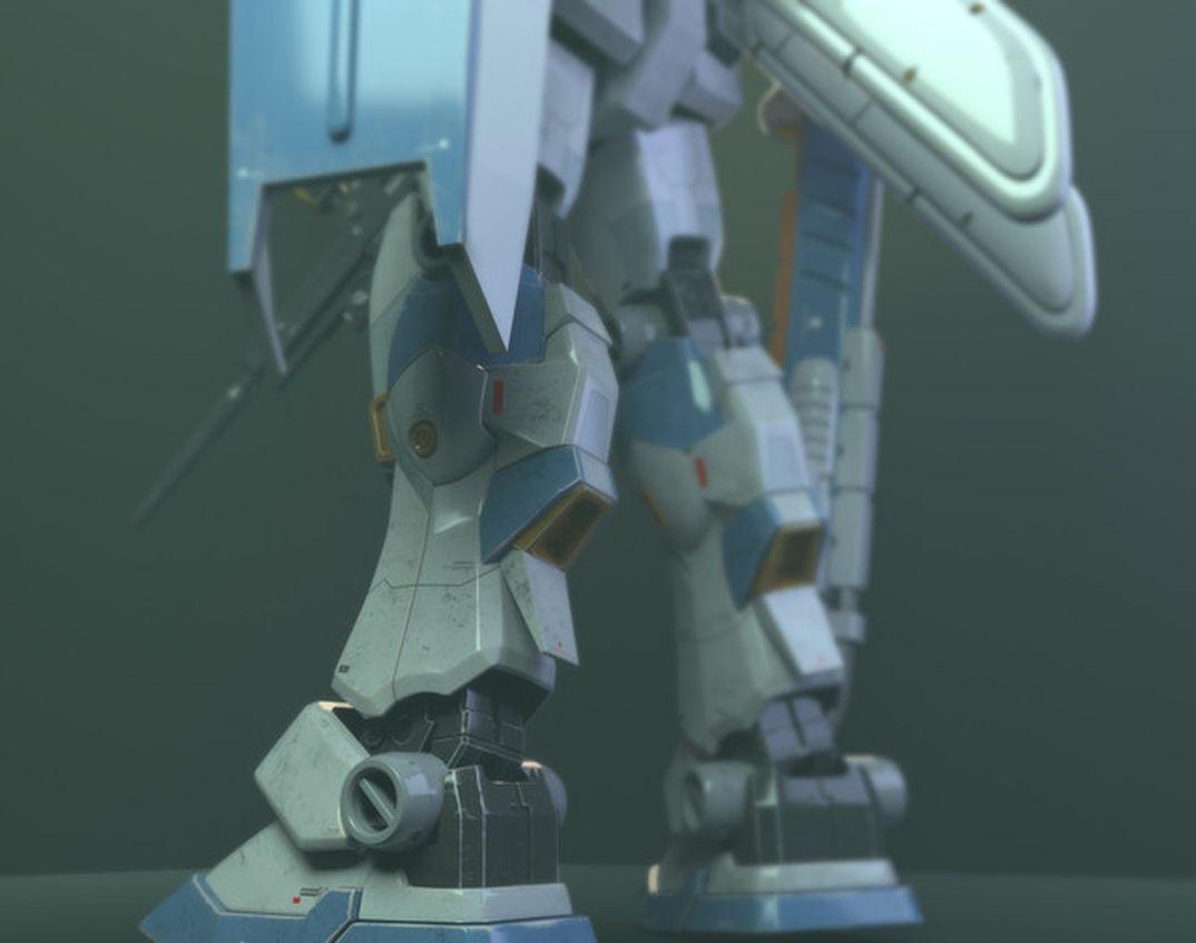 Gundam RX-78-4