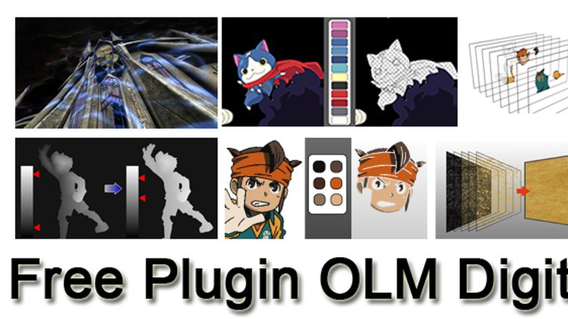 Free plugin for After Effect and Maya from OLM Digital