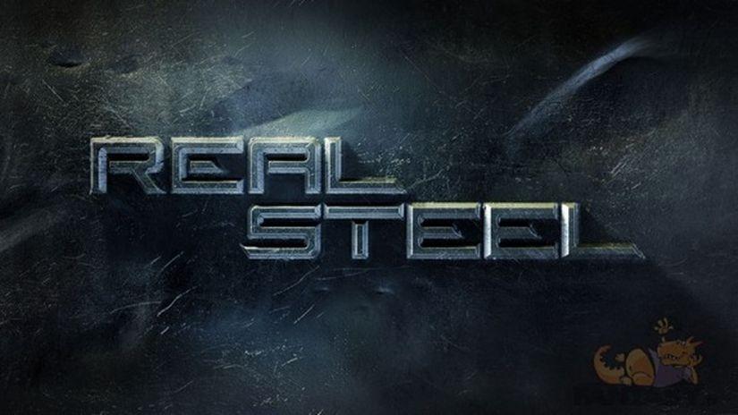 Real Steel svelato da Erik Nash