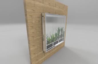 Air Purifier V2 (window)