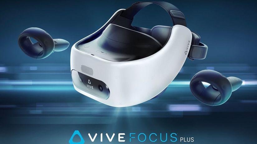 HTC Vive Focus Plus - la risposta anticipata a Oculus Quest