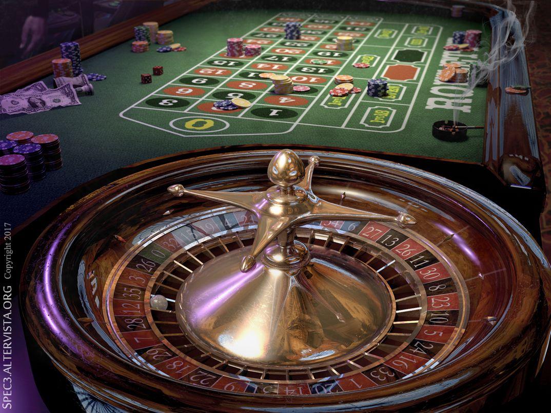 Casino' Roulette