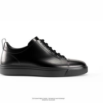sneaker black-white