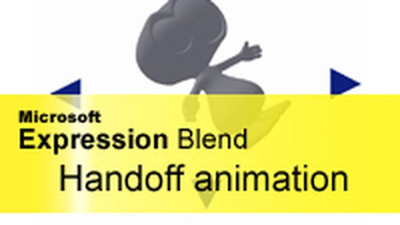 Handoff Animation - Viewer 3d Interattivo