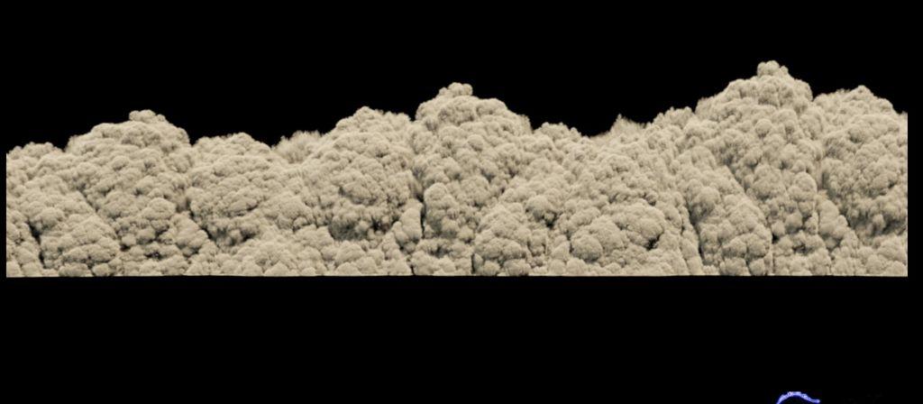 Houdini:Pyroclastic Flow v2