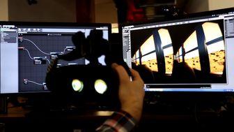 Unreal Engine 4 vi porta... su Marte!