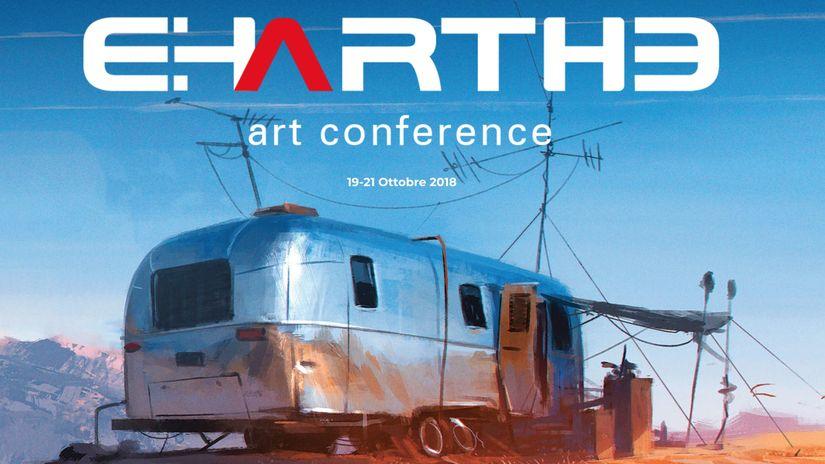 EHARTHE: Art Conference - 19-21 ottobre, Torino