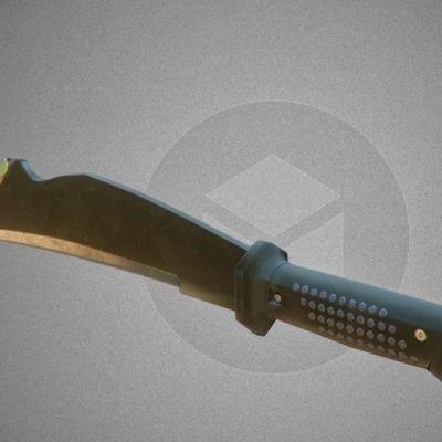 machete - Quixel test