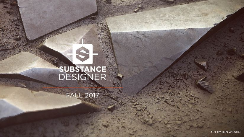 Substance Designer Fall 2017
