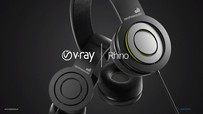 V-Ray 3 per Rhino, disponibile il Webinar