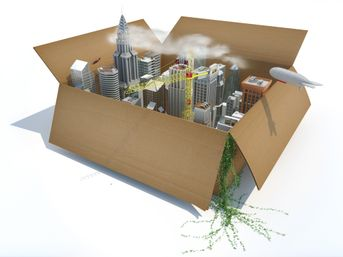City In A Box