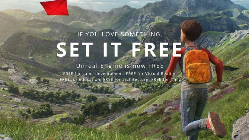Unreal Engine 4 FREE