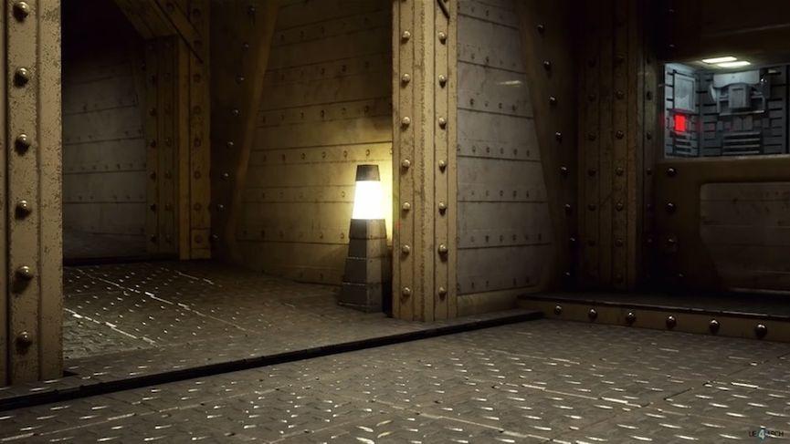 Quake 1 in Unreal Engine 4