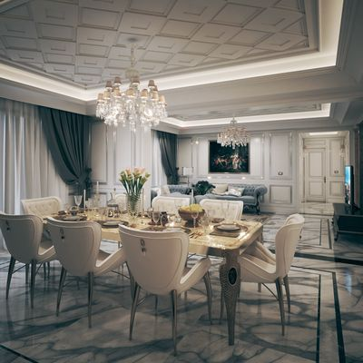 Appartamento neoclassico