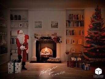 CHB STUDIO - MERRY CHRISTMAS