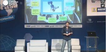 Campus Party Recife - Part 2/3 - Gianluca Fratellini - Brasile 2013