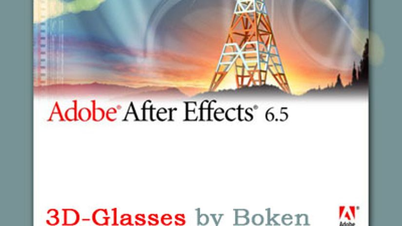 3d-glasses Effect (after Effects)