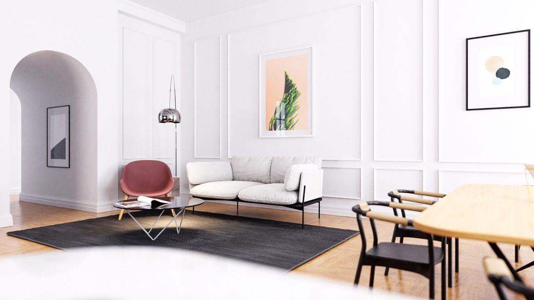 Classic Modern Interior
