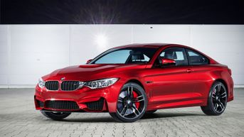 BMW M4  - Automotive render