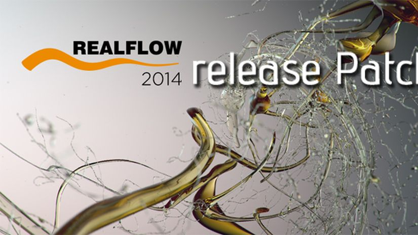 RealFlow 2014 patch