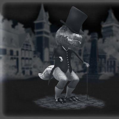 Gentleman Rex