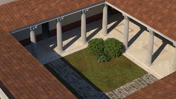 Ricostruzioni antica casa Romana a Marsala
