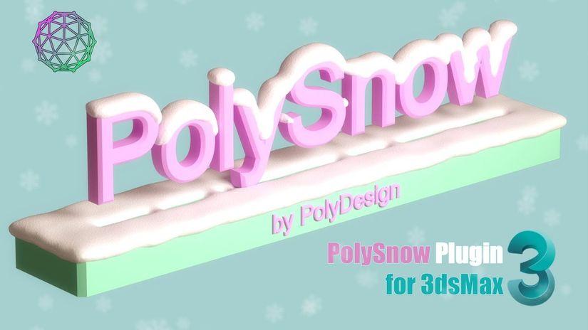 PolySnow per 3ds Max