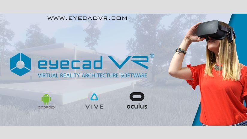 eyecad VR 1.5 closed beta