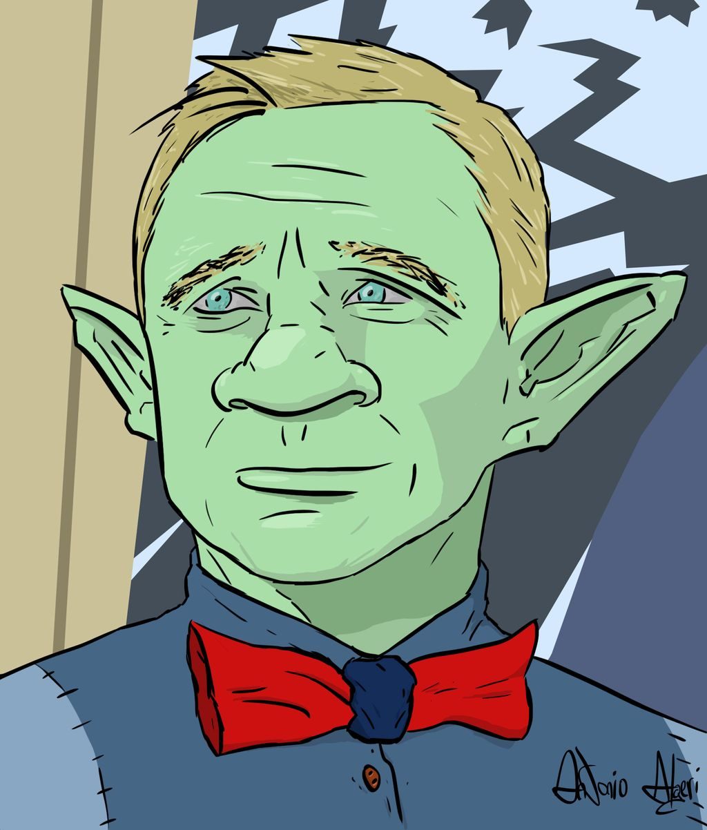 Daniel Craig!?!