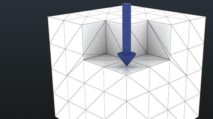 Destructive Extrude: l'extrude di SketchUp anche su Blender
