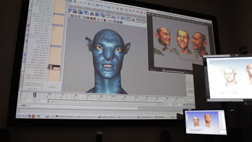 Weta Digital - online i VFX Breakdown