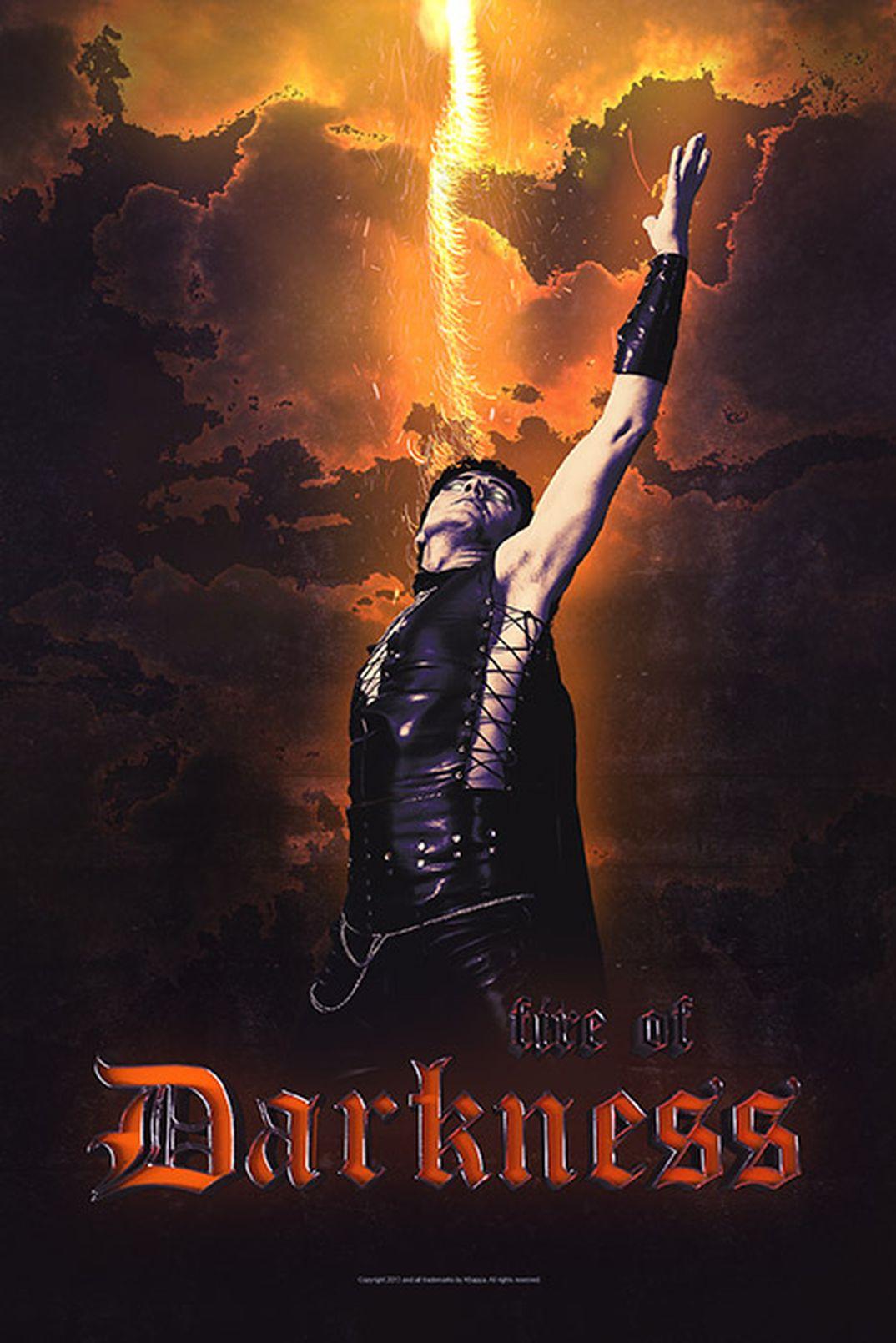 Fire of Darkness fantasy/drama movie