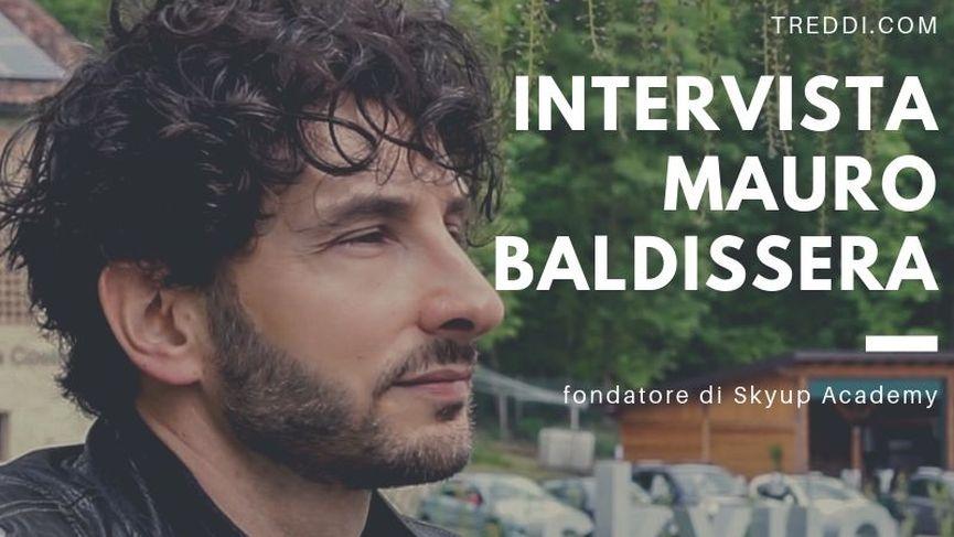 Intervista a Mauro Baldissera fondatore di Skyup Academy