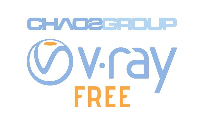 V-Ray gratuito anche per un uso commerciale