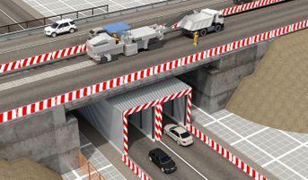 Demolizione di un ponte