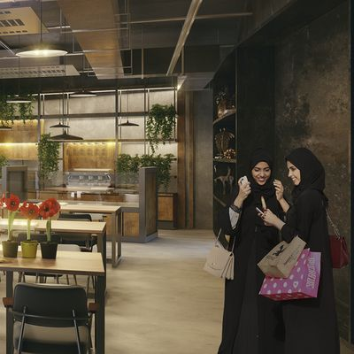 cafe Skyview Dubai.