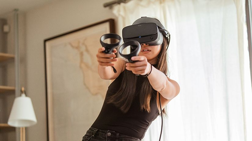 Oculus Quest e Oculus Rift S ora disponibili