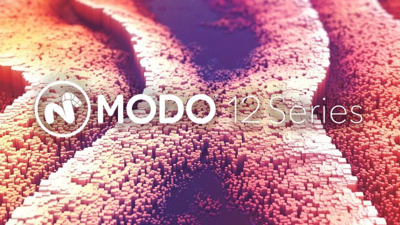 Foundry rilascia MODO 12