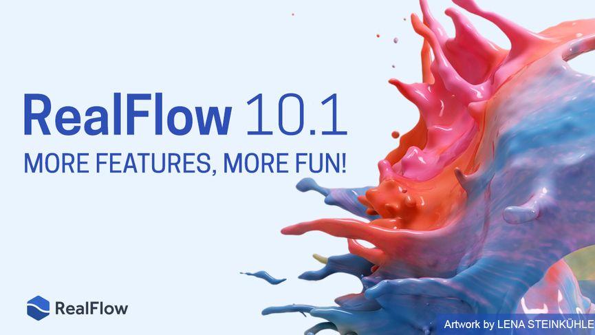 RealFlow 10.1