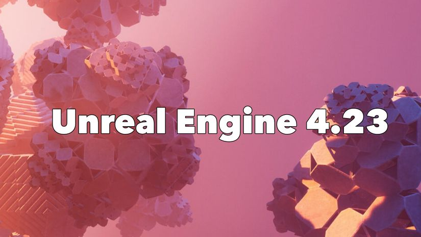 Unreal Engine 4.23