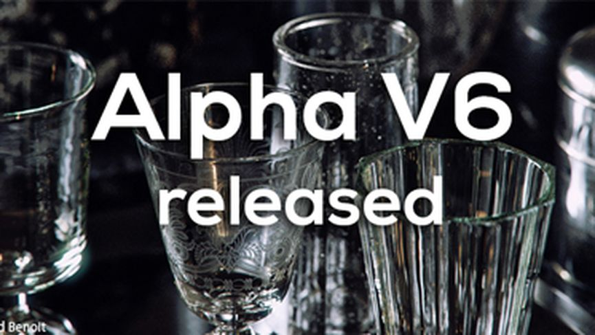 Corona Alpha6 is out!