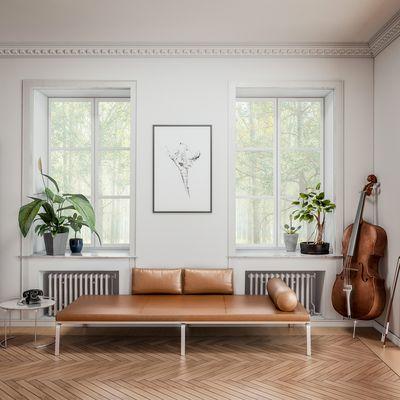 Vintage Interior Rendering