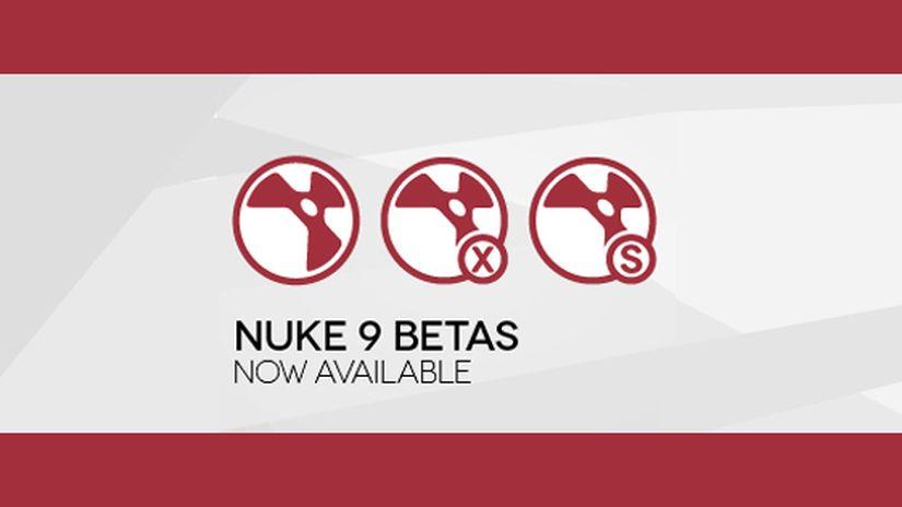 NUKE 9 Beta