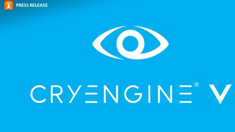 CRYENGINE 5 e VRScore