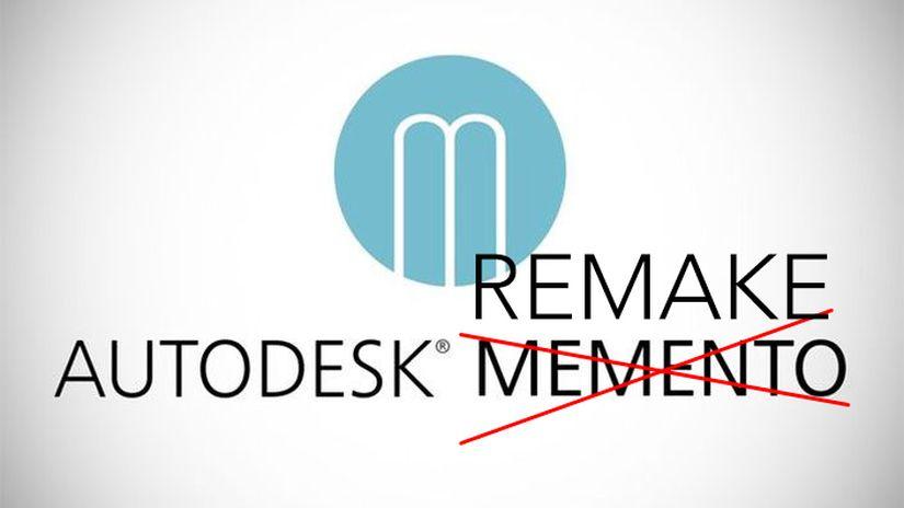 Autodesk lancia ReMake