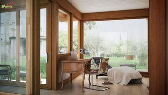 Ampliamento casa con struttura In legno