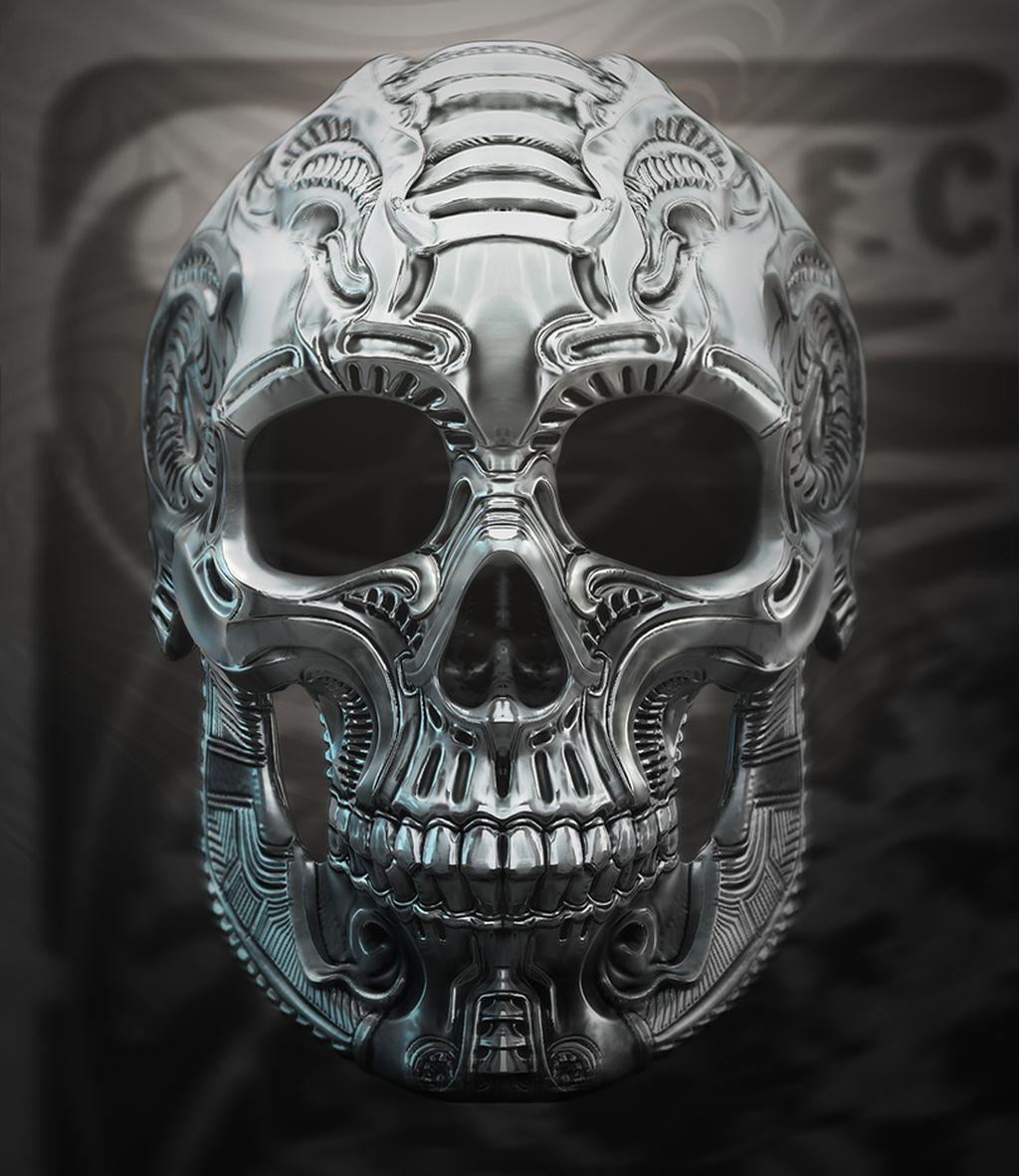 Skull Ring design concept