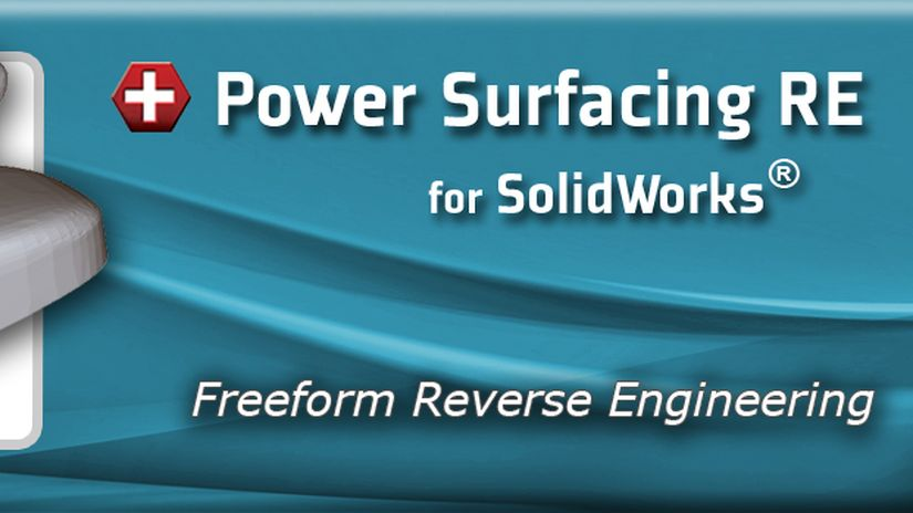 Power Surfacing RE for SolidWorks