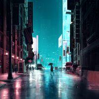 Electric Rain   2019